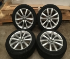 "Genuine set (4) 17"" Brand New Volkswagen Passat Highline alloy wheels"