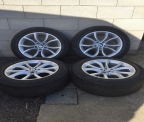 "Genuine Set (4) 19"" BMW X6/X5 F16 594 Alloy Wheels"