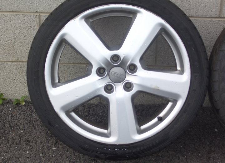 Genuie Used Alloy Wheels Ireland Audi Rs6