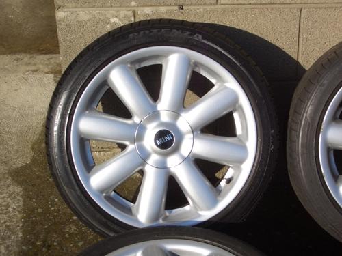 Genuine Mini 17 Quot Alloy Wheels Ireland Used Alloy Wheels