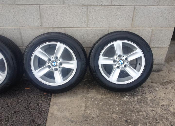 Used Alloy Wheels Ireland Genuine Bmw Alloy Wheels 16 Quot