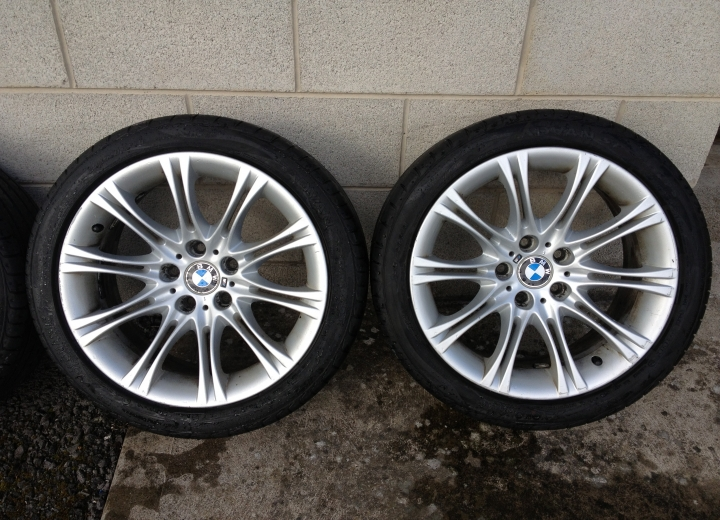 Used Alloy Wheels Ireland Genuine Bmw 18 Quot M Sport Alloy Wheels