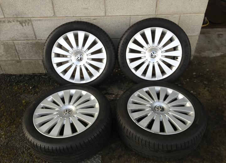 Used Alloy Wheels Ireland Volkswagen Passat 17 Quot Alloys