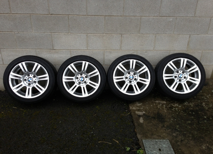Used Alloy Wheels Ireland Genuine Bmw E90 Alloy Wheels
