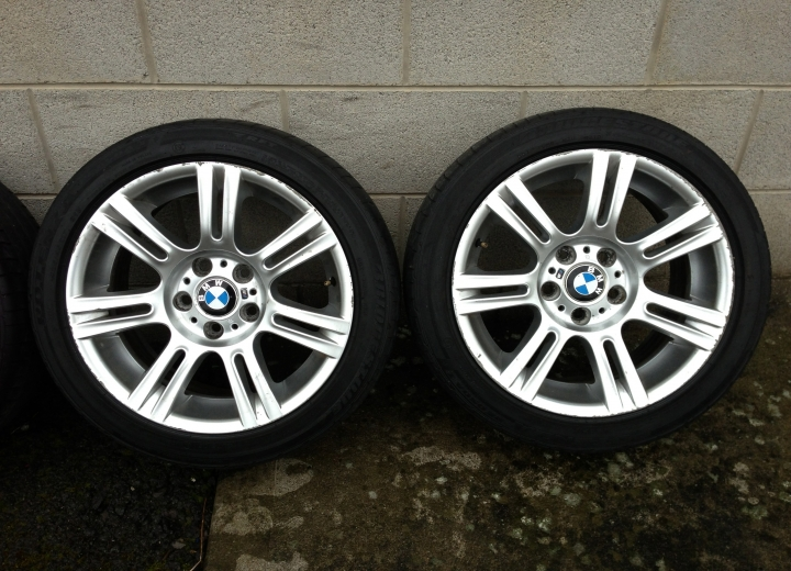 Used Alloy Wheels Ireland Genuine Bmw E90 Alloy Wheels