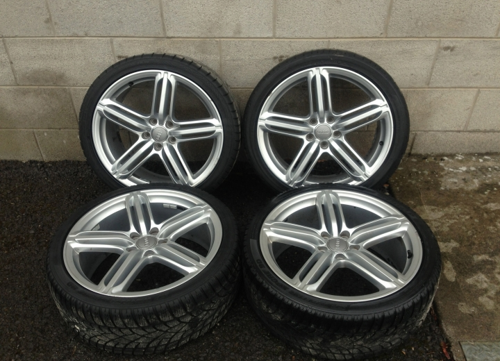 Genuine Used Alloys Ireland Audi 19 Quot Alloys