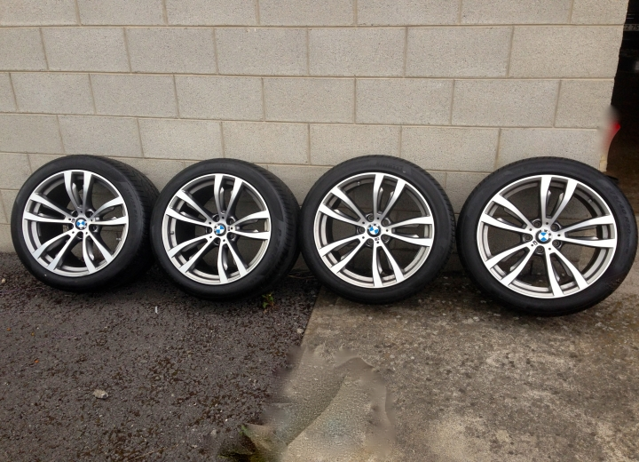 Genuine Used Bmw Alloy Wheels