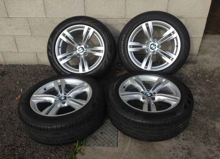 Used Alloy Wheels Ireland Genuine Bmw X5 Alloys