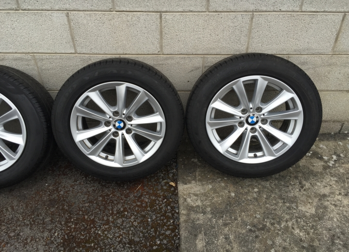 Used Alloy Wheels Ireland Genuine Bmw 17 Quot F10 Alloys
