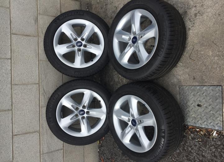 Ushed Alloy Wheels Ireland Genuine Ford Alloys