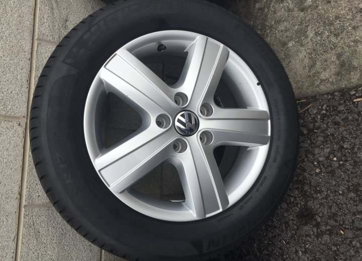 Used Alloy Wheels Ireland Genuine Vw Alloys
