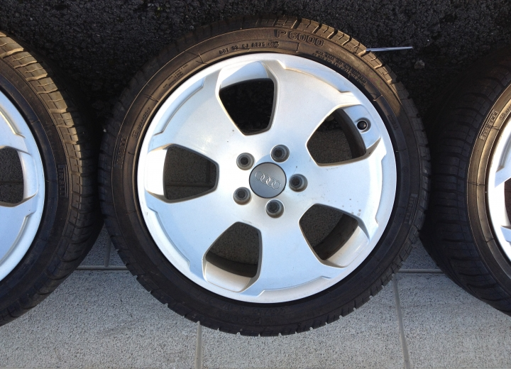 Genuine Used Alloys Ireland Audi A3 17 Quot Alloy Wheels