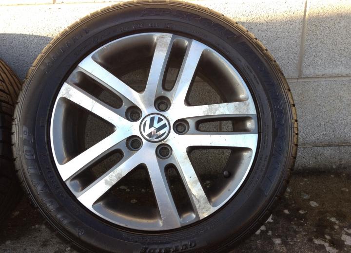 Used Alloy Wheels Ireland Genuine Volkswagen Alloy Wheels