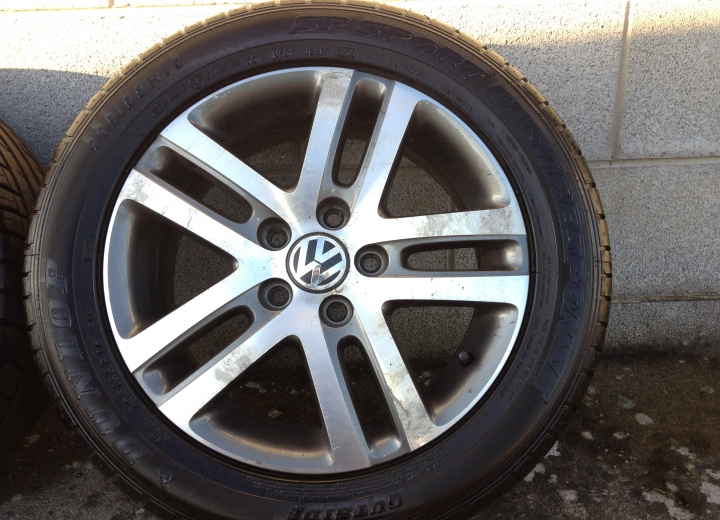 Used Alloy Wheels Ireland Genuine Volkswagen Alloy Wheels