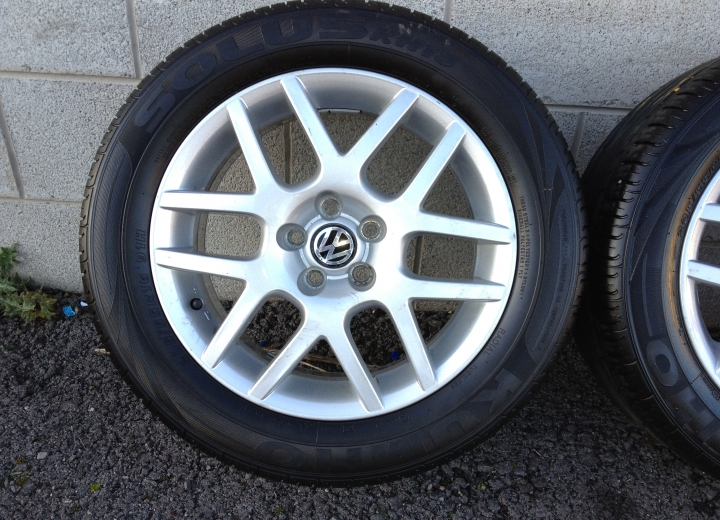 Genuine Used Alloy Wheels Ireland