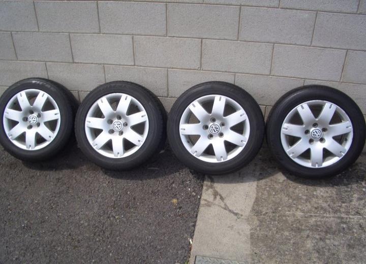 Alloy Wheels Ireland Tyres Genuine 16 Quot Volkswagen Passat